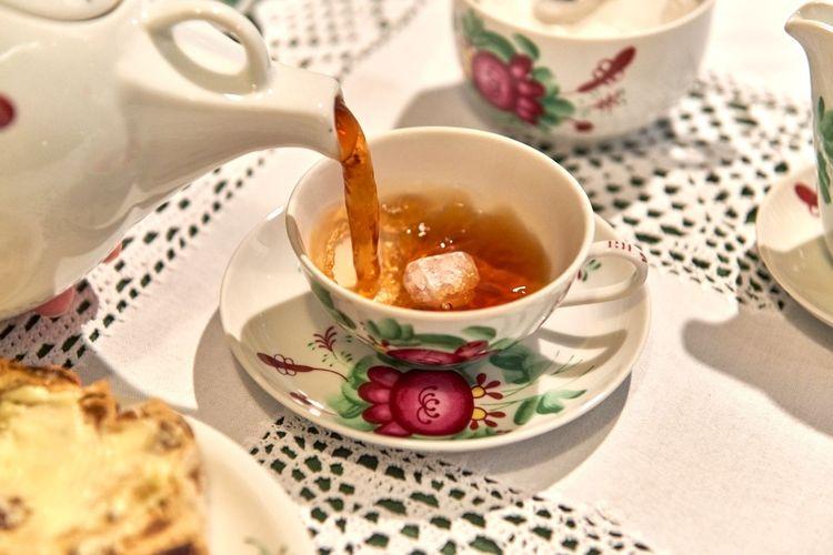 Ostfriesische Teetradition