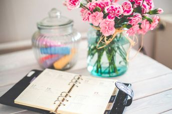 Bullet Journals kreativ gestalten