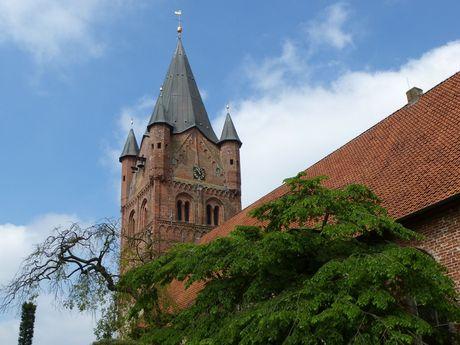 Kirchturmspitze der St.-Petri-Kirche in Westerstede