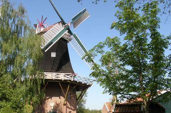 Mühle Rhaude