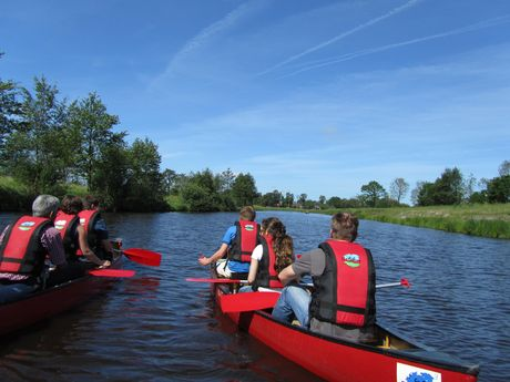 Wassersport Ausflug in Ostfriesland