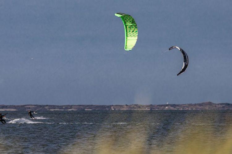 Kitesurfen in Ostfriesland an der Nordsee