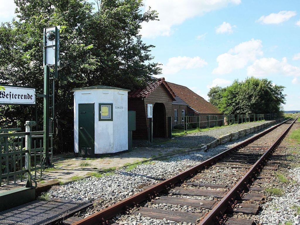 Großheide Bahnhofhaltestelle