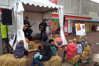 Straßenmusikcontest und verkaufsoffener Sonntag