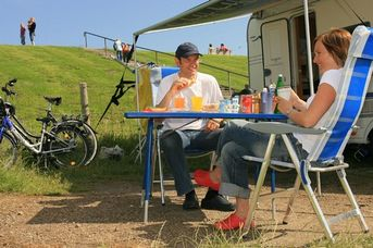 Ganzjahres - Camping