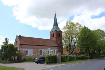 Ev.-luth. Kirche Logabirum