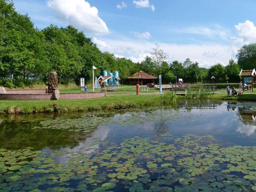 Wasserpark Hasselt in Hesel