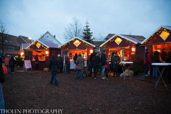 Rasteder Weihnachtsdorf