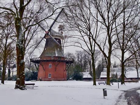 Bad Zwischenahn im Winter