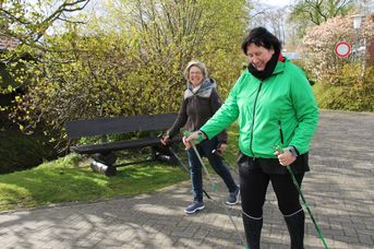 Nordic Walking in Werdum