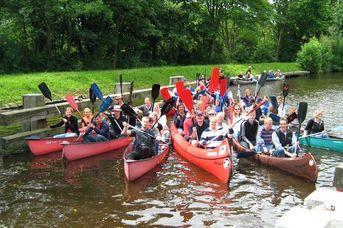 Kanutouren und Motorbootverleih Active Fun Sports