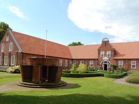 Außenaufnahme des Heimatmuseums in Weener