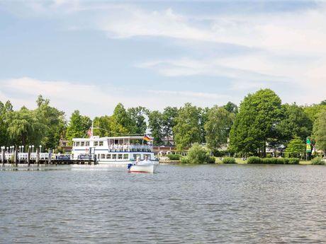 Anleger am Zwischenahner Meer in Bad Zwischenahn