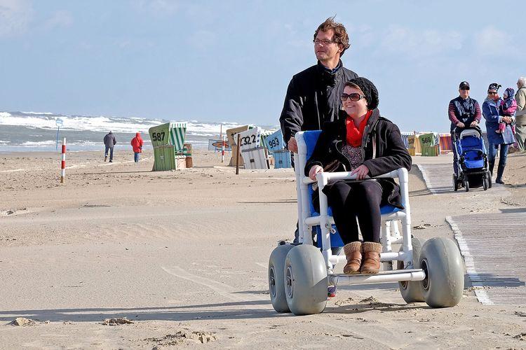 Watt- und Strandmobile