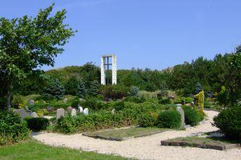 Dünenfriedhof Langeoog