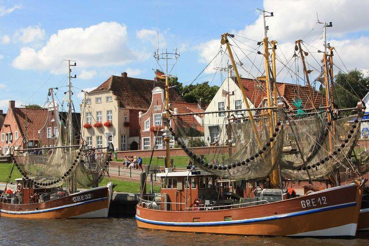 Der Alte Fischereihafen