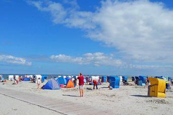Strand Harlesiel