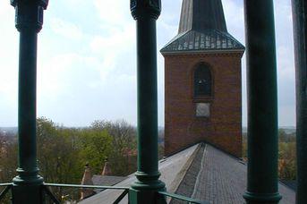 St. Magnus-Kirche und Orgel