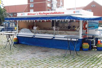 Emder Heringslogger, Bittner`s Fischspezialitäten