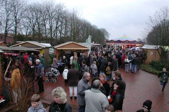 Weihnachtsmarkt In Ostrhauderfehn