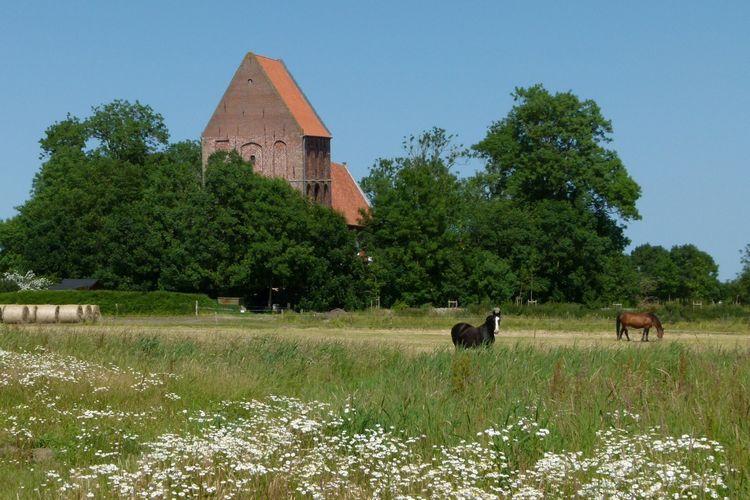 Kirchturm Suurhusen