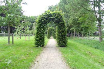 Ehemalige Pastorei mit Garten