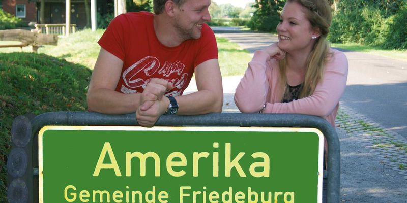 Von Rußland nach Amerika