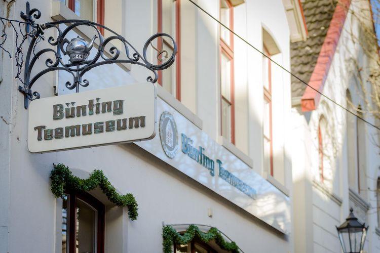Bünting Teemuseum in Leer