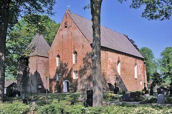 Ev. - Luth. St. Petri Kirche Aurich - Oldendorf