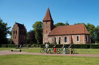 Dorfkirchen im Ammerland