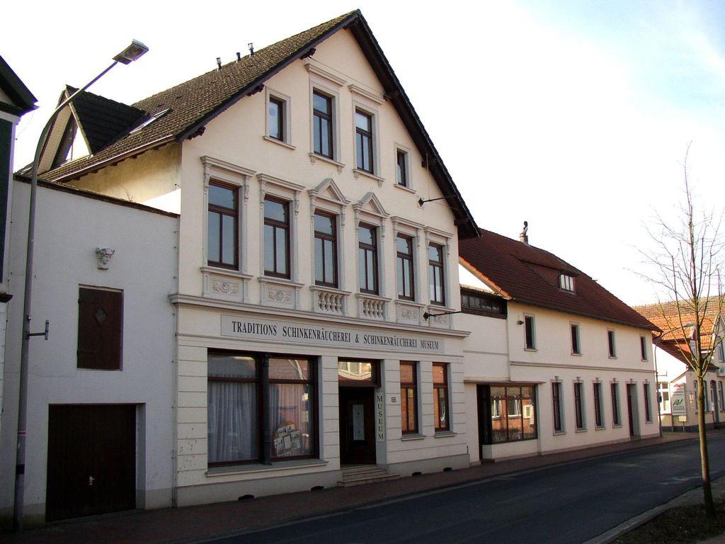 Schinkenmuseum in Apen