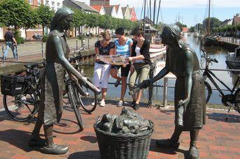 Historischer Hafen