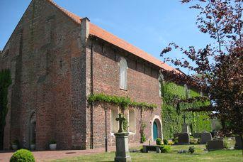 Kirche & Orgel in Ochtersum