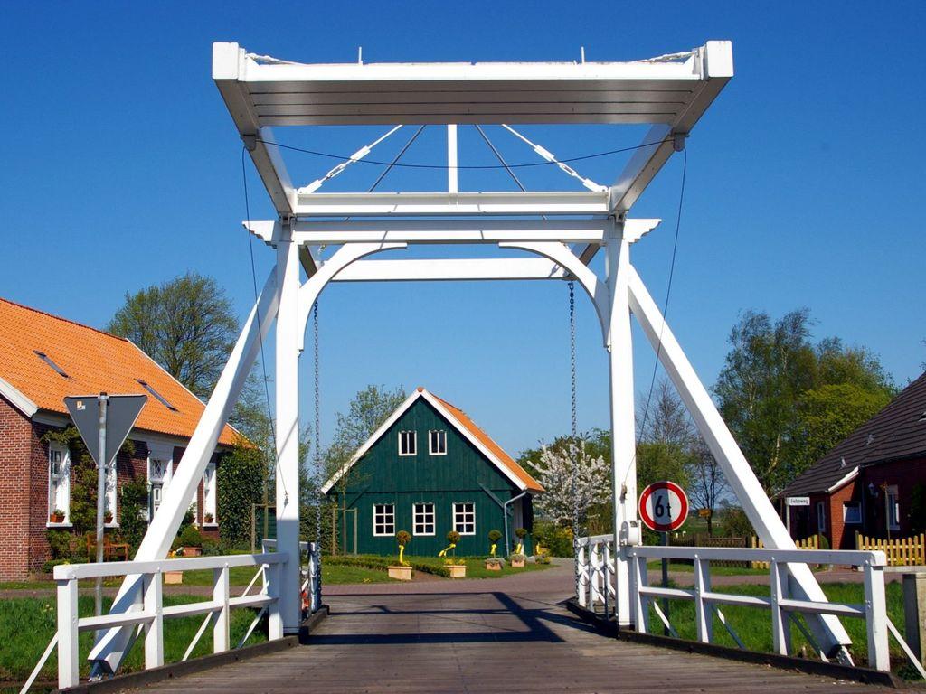 Fehnbrücke Großefehn