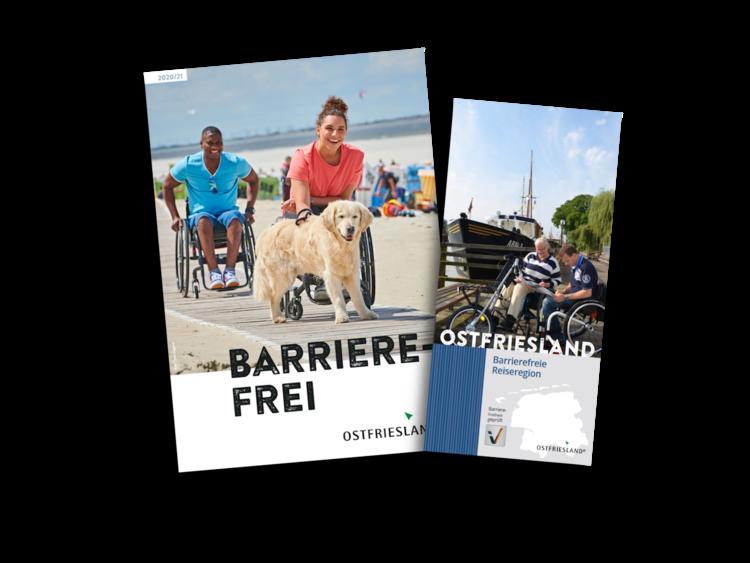 Das Cover der Barrierefreien Prospekte
